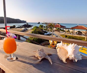 海人料理「亀ぬ浜」